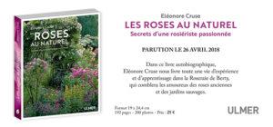 Les Roses au naturel par Éléonore Cruse